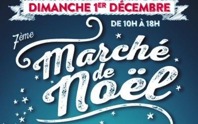 Marché de Noël au caveau Jaillance